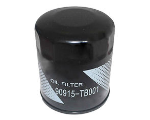 Auto Toyota Hilux Oil Filter Numer części 90915 - TB001 Car Spare Parts CE ROHS List