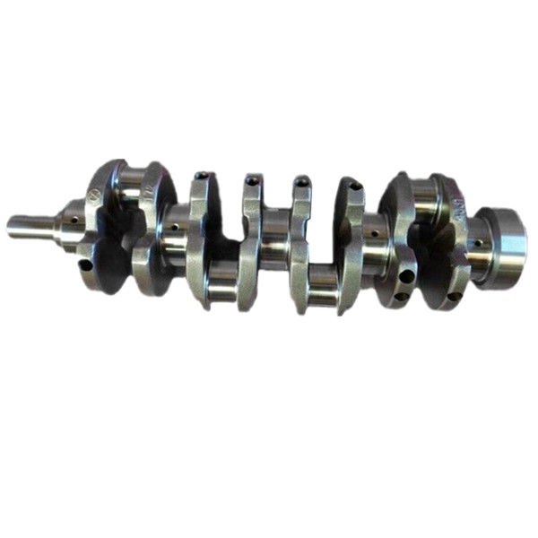 Casting Alloy Steel Isuzu Diesel Engine Crankshaft 4JJ1 Standard Size 12 Month Warranty
