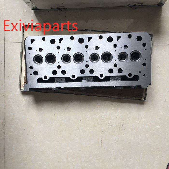 Aluminium  Steel V2203 Auto Engine Parts Cylinder Head For Kubota  diesel engine parts bare cylinder head